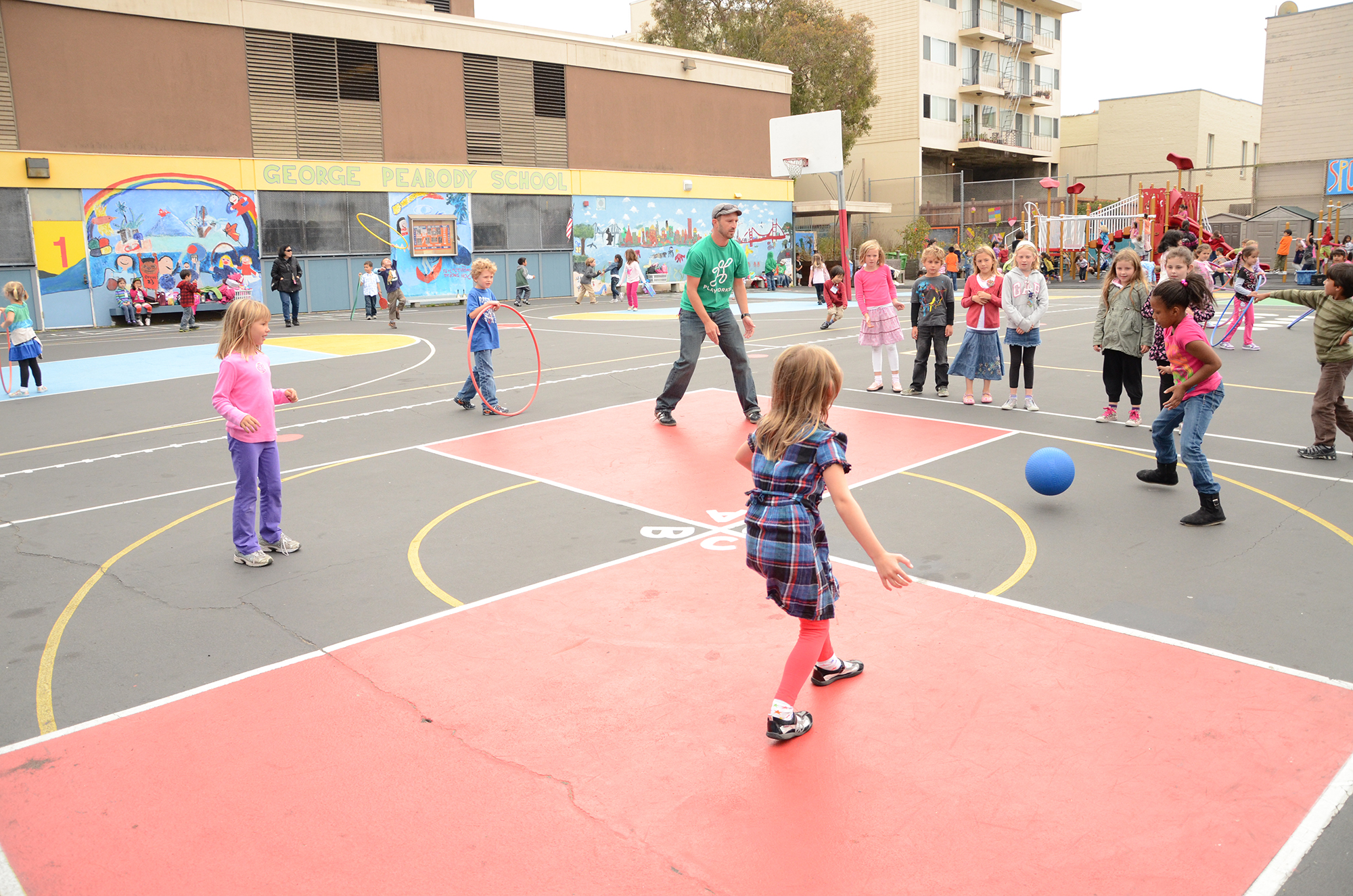Include A Variety Of Games At Every Recess Recess Lab